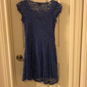 lace dress 🌸